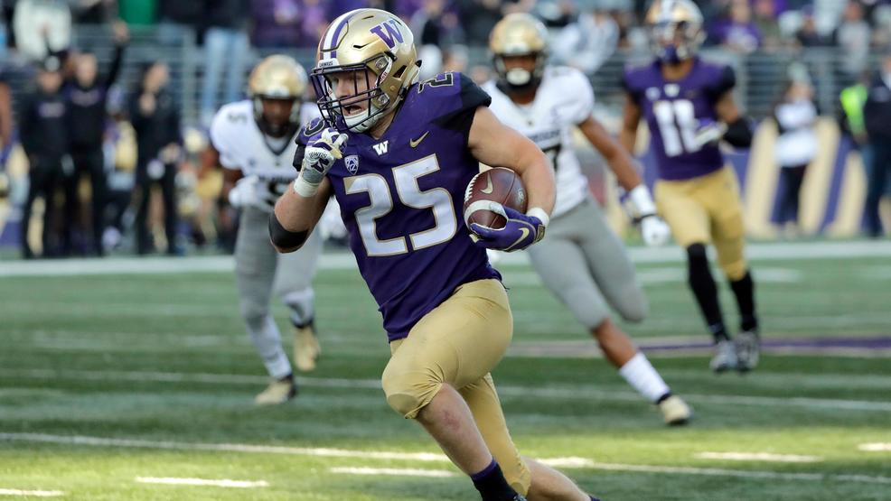 For the Huskies, linebacker Ben Burr-Kirven is a force of nature