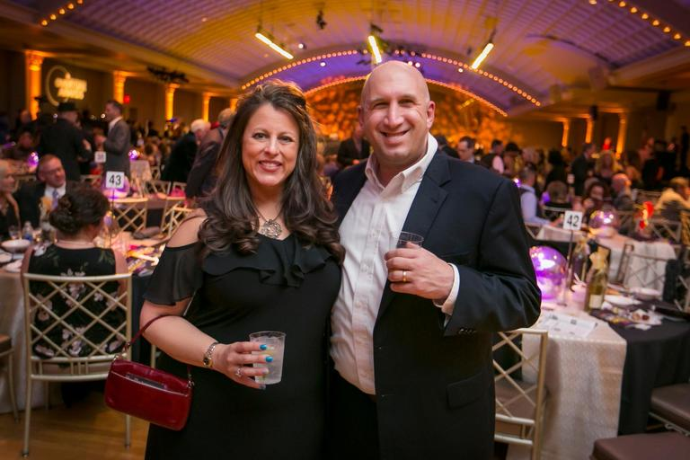 Dr. Heather & Fred Hilkowitz / Image: Mike Bresnen Photography
