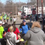 Runners, walkers turn streets of downtown Flint green during annual Pot O' Gold race