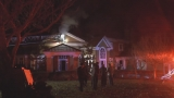 Fire breaks out in Warwick home