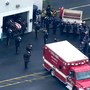 Watch: Hundreds pay respects as police escort fallen Pierce Co. Sheriff's deputy