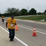 91-year-old World War II veteran crosses finish line of 5k race