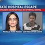 Photos released of therapist and patient who left Arkansas State Hospital together