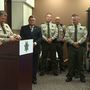 Woodbury Co. Sheriff's Office gives out awards to those who go above and beyond