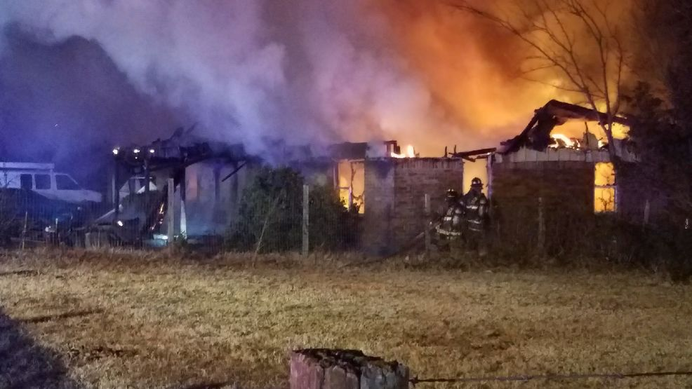Fire marshal investigating deadly NYE house fire in Broken