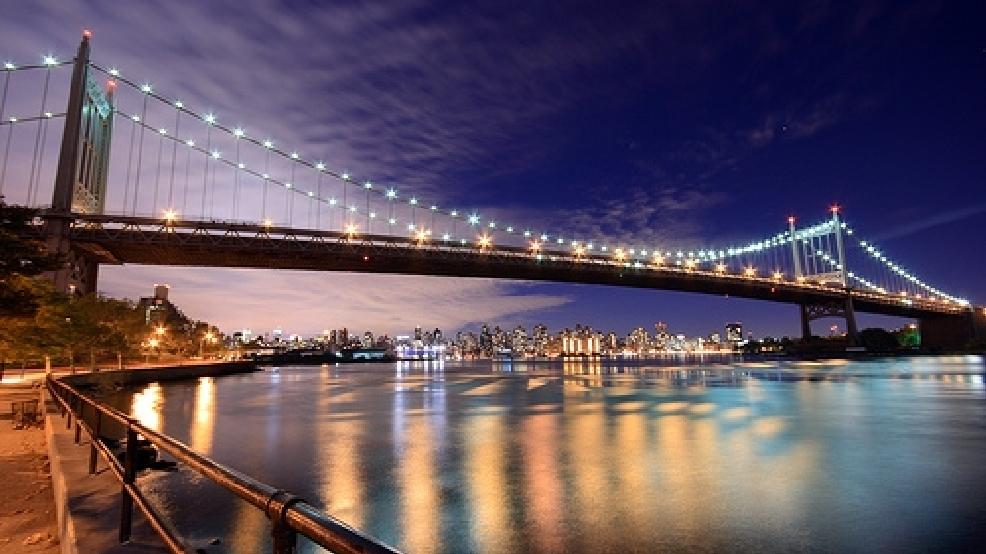 Nyc Bridge Renamed For Robert F Kennedy Wpde
